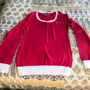 Nike golf 🏌️♀️ sweater. NWOT. Small.